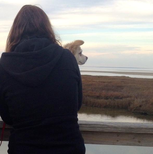 Frances on Cape